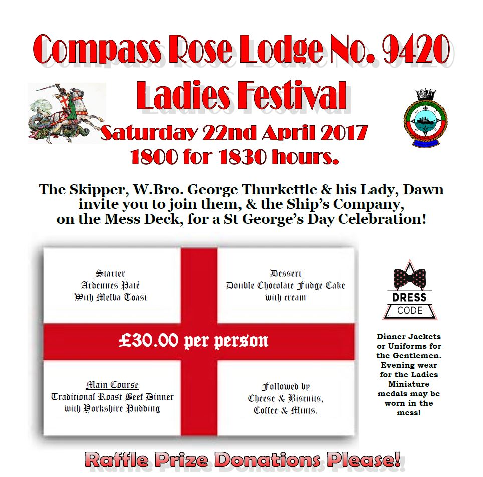 Ladies Festival 2017 @ The Arnold House At Rugby | Birmingham | United Kingdom